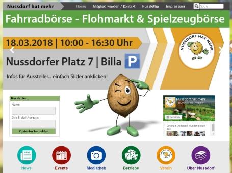 Nussdorf hat mehr - Verein der Nussdorfer Geschäftsleute